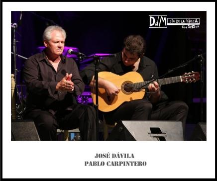 JOSE DAVILA Y PABLO CARPINTERO